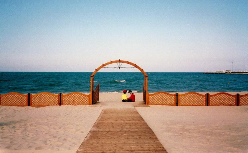 Grand Hotel Plaża w Sopocie ~2001